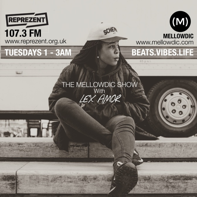 The Mellowdic Show 036 w/ Blanguage