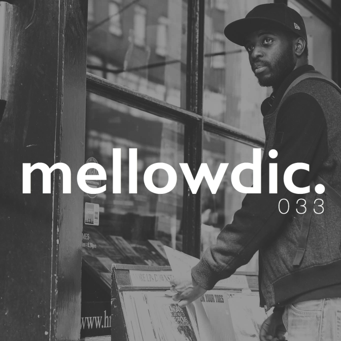 The Mellowdic Show 033 w/ Alfa Mist
